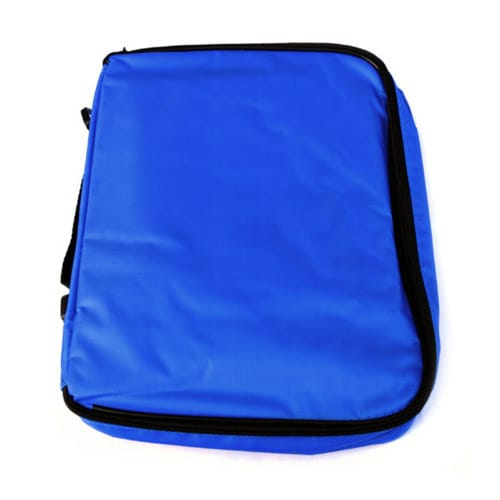 Royal Blue Trading Pin Bags