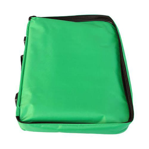 Green Pin Bag