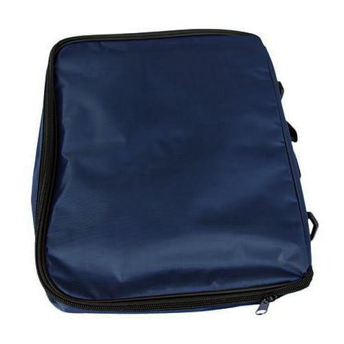 Navy Pin Bag