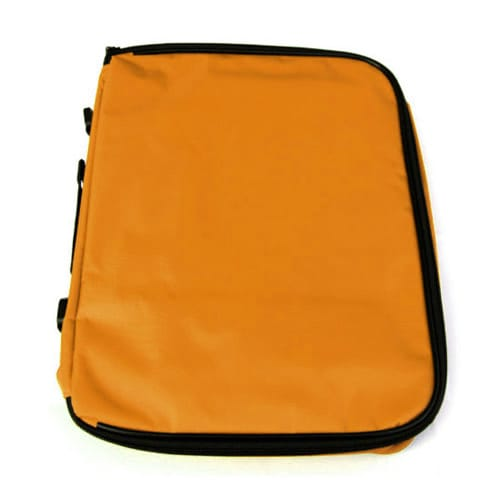 Orange Pin Bag