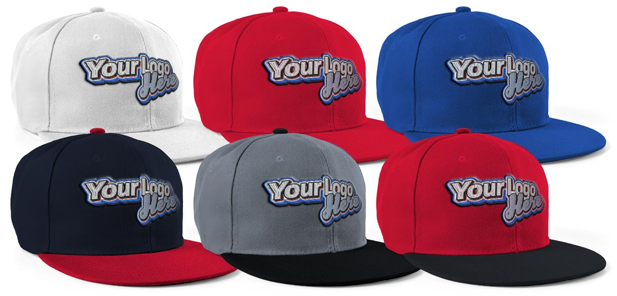 Custom Little League Rally Hats